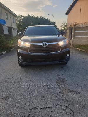 Toyota Highlander 2014 Black | Cars for sale in Abuja (FCT) State, Garki 1