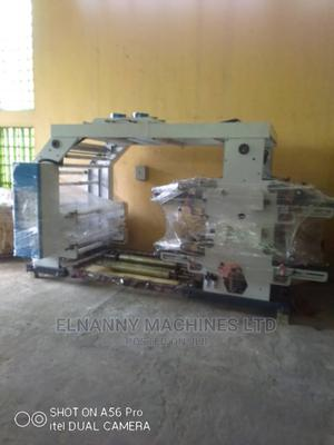 4 Colour Flexo Nylon Printing Machine | Manufacturing Equipment for sale in Lagos State, Surulere