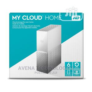 WD My Cloud Home 6TB 1-Bay Personal Cloud NAS Server | Computer Hardware for sale in Lagos State, Ikeja
