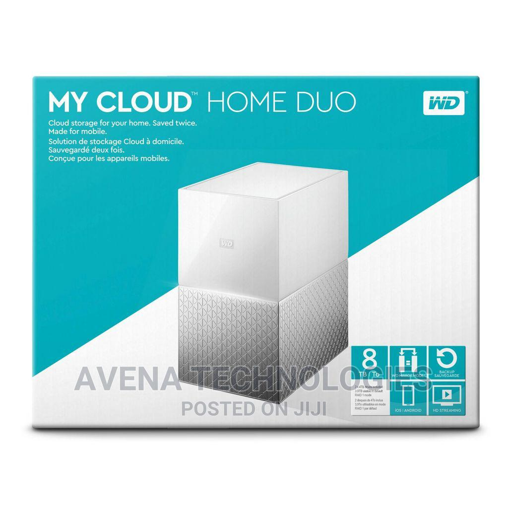 WD My Cloud Home 8TB 1-Bay Personal Cloud NAS Server