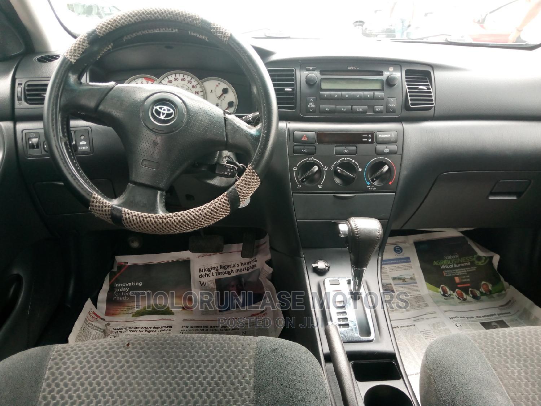 Toyota Corolla 2007 Silver | Cars for sale in Apapa, Lagos State, Nigeria