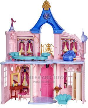 Disney Princess Fashion Doll Castle, Dollhouse 3.5 Feet Tall   Toys for sale in Lagos State, Ogudu