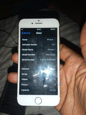 Apple iPhone 7 32 GB Gold   Mobile Phones for sale in Osun State, Ilesa