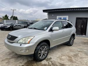 Lexus RX 2005 330 4WD Silver | Cars for sale in Lagos State, Ogba