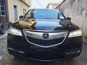 Acura MDX 2015 Black | Cars for sale in Lagos State, Amuwo-Odofin