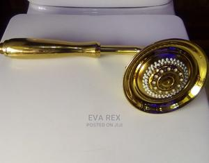 Gold Shower Head Rose | Plumbing & Water Supply for sale in Lagos State, Amuwo-Odofin