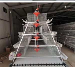 Imported Battery Cages | Farm Machinery & Equipment for sale in Ondo State, Irele