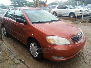 Toyota Corolla 2005 LE Red | Cars for sale in Abuja (FCT) State, Garki 2
