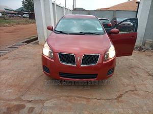 Pontiac Vibe 2009 2.4L Red | Cars for sale in Kwara State, Ilorin South