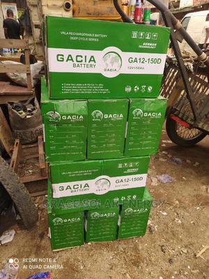 Gacia 150ah/12v Battery | Solar Energy for sale in Lagos State, Ojo