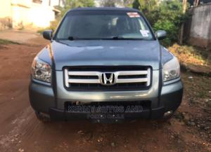 Honda Pilot 2007 Blue | Cars for sale in Lagos State, Isolo