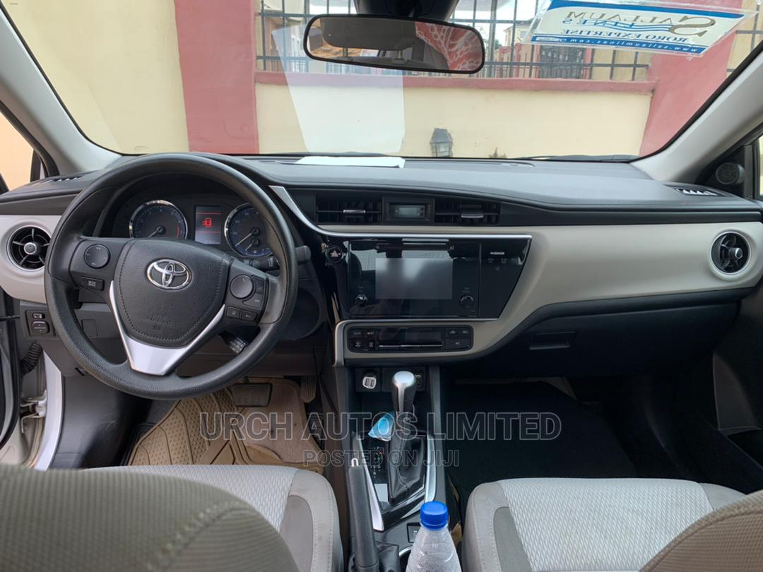 Toyota Corolla 2017 Silver | Cars for sale in Lokogoma, Abuja (FCT) State, Nigeria