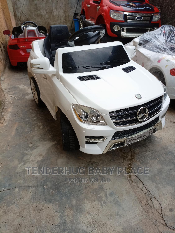 Uk Used Kids Mercedes Benz ML350 Ride on Car