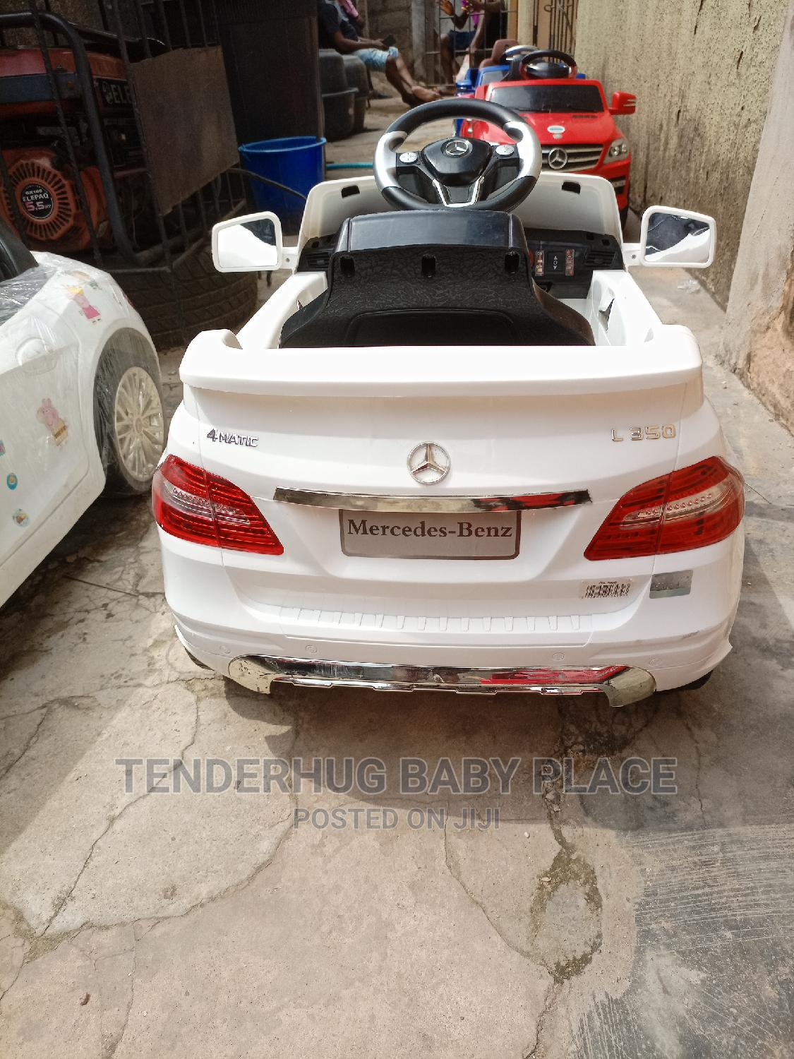 Uk Used Kids Mercedes Benz ML350 Ride on Car | Toys for sale in Surulere, Lagos State, Nigeria