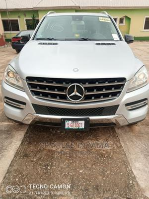Mercedes-Benz M Class 2014 Silver | Cars for sale in Abuja (FCT) State, Central Business District
