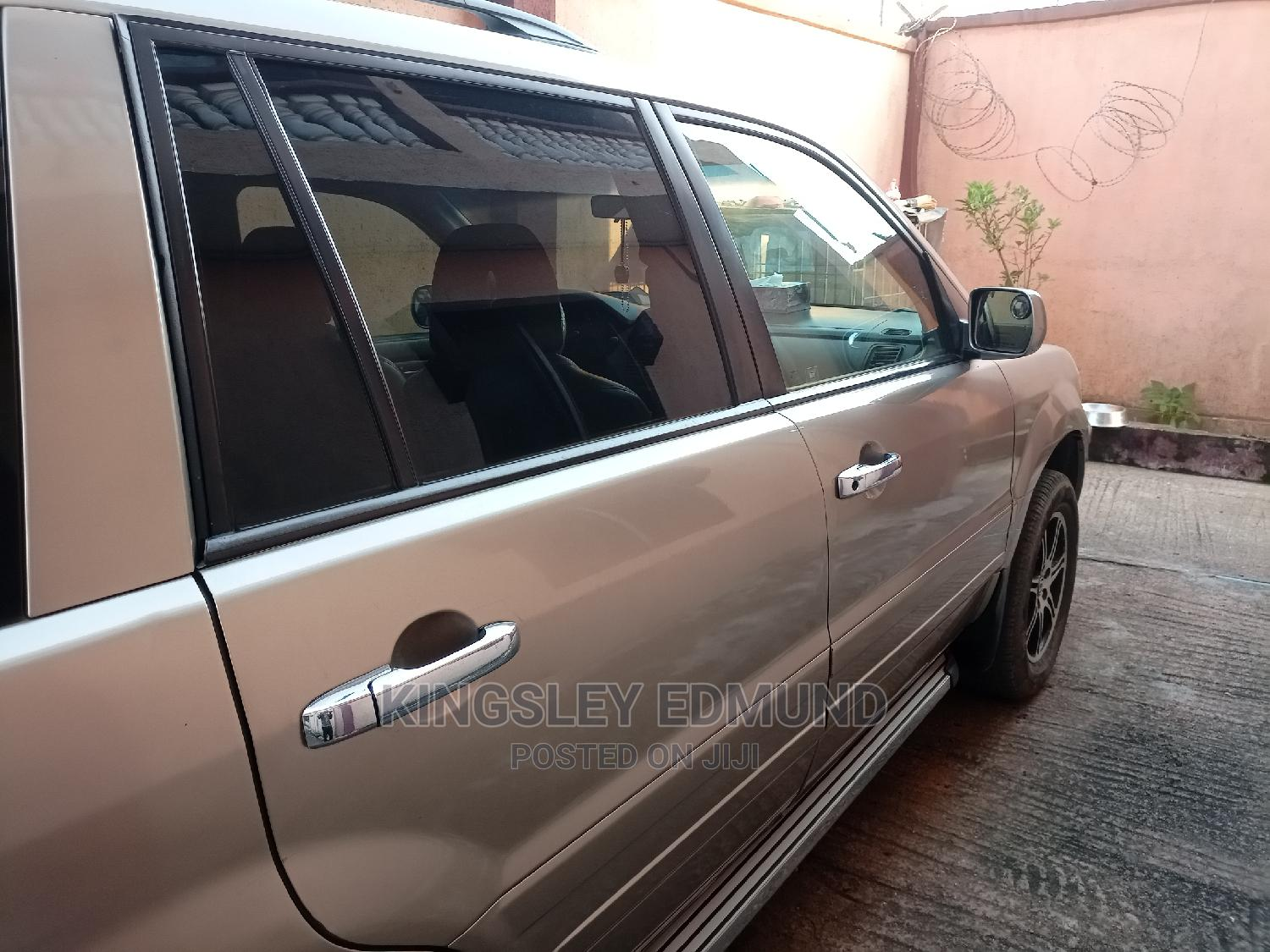 Honda Pilot 2005 EX 4x4 (3.5L 6cyl 5A) Gold | Cars for sale in Ikotun/Igando, Lagos State, Nigeria
