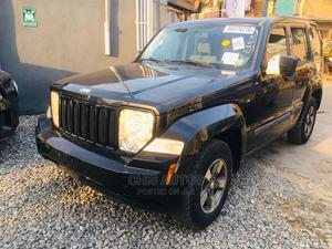 Jeep Liberty 2008 Limited 4x4 Black   Cars for sale in Lagos State, Ikeja