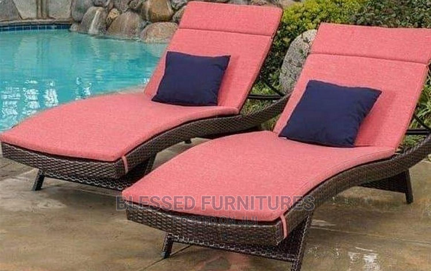 Archive: Classic Quality Modern Real Caine Swimming Pool Bed