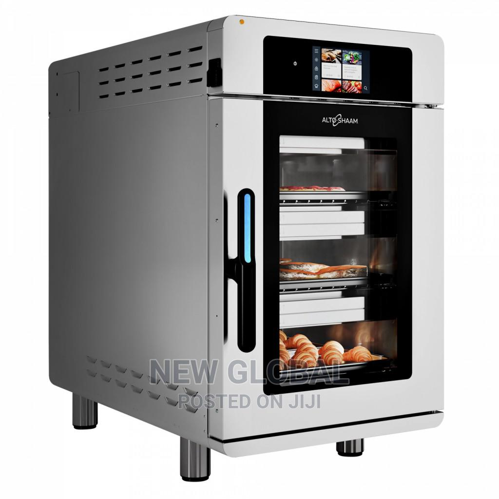 Industrial Oven 5 Plate Electric