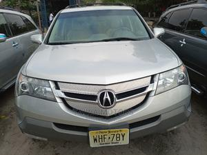 Acura MDX 2009 SUV 4dr AWD (3.7 6cyl 5A) Silver | Cars for sale in Lagos State, Apapa