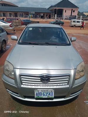 Toyota Avensis 2008 1.8 VVTi Silver | Cars for sale in Edo State, Benin City