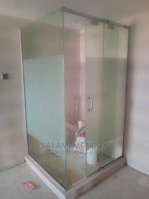 Toilet Shower Cubicle With 10mm Glass   Plumbing & Water Supply for sale in Abuja (FCT) State, Jabi