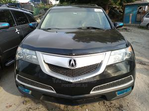 Acura MDX 2010 Black   Cars for sale in Lagos State, Apapa