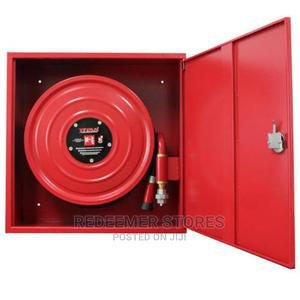 Fire Hose Reel With Metal Cabinet | Safetywear & Equipment for sale in Lagos State, Ikeja