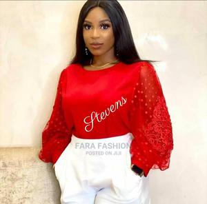 Ladies Bubble Blouse | Clothing for sale in Lagos State, Alimosho