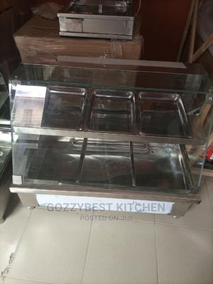 3big Plates Food Warmer Display   Restaurant & Catering Equipment for sale in Lagos State, Ojo