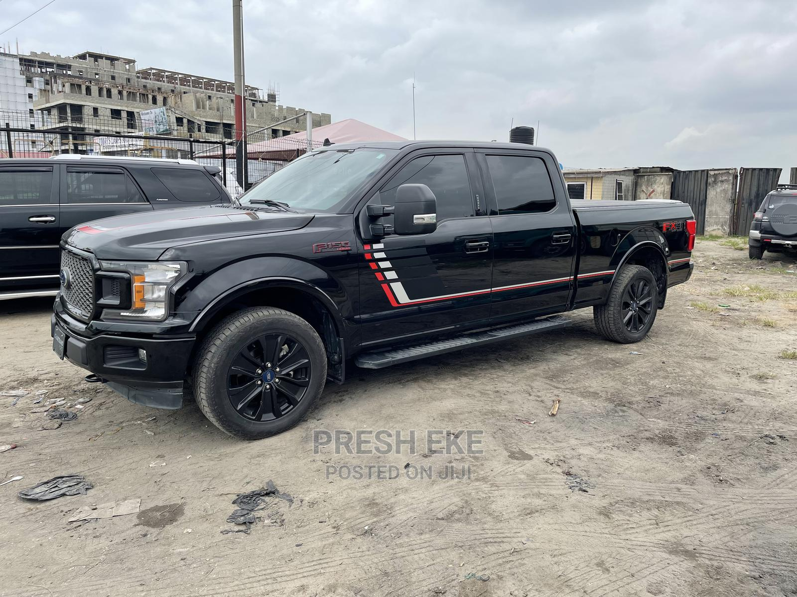 Ford F-150 2019 Black   Cars for sale in Lekki, Lagos State, Nigeria