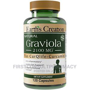 Earth's Creation Graviola | Vitamins & Supplements for sale in Lagos State, Surulere
