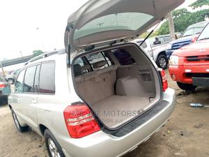 Toyota Highlander 2004 Silver   Cars for sale in Lagos State, Apapa