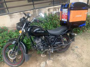 Kymstone Husky 2018 Black | Motorcycles & Scooters for sale in Lagos State, Ikeja
