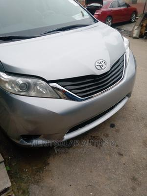 Toyota Sienna 2014 Silver | Cars for sale in Lagos State, Ojodu