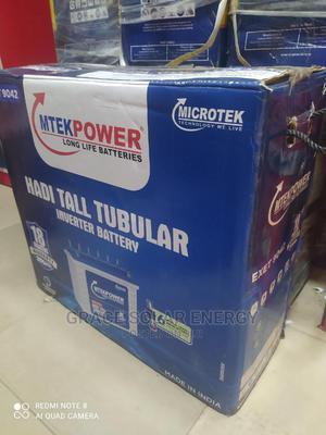 Microtek 200A 12V Tubular Battery | Solar Energy for sale in Lagos State, Ojo