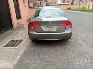 Honda Civic 2008 1.4 Gray | Cars for sale in Lagos State, Ikeja