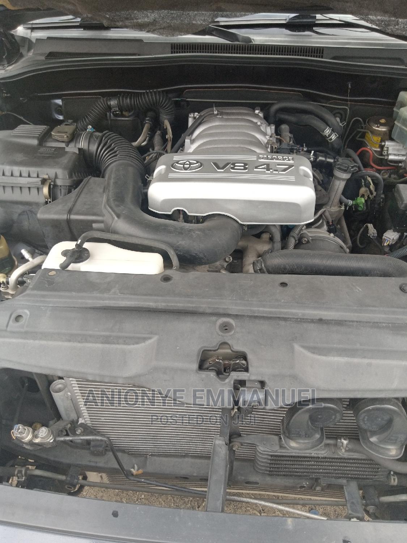 Toyota 4-Runner 2003 4.7 Gray