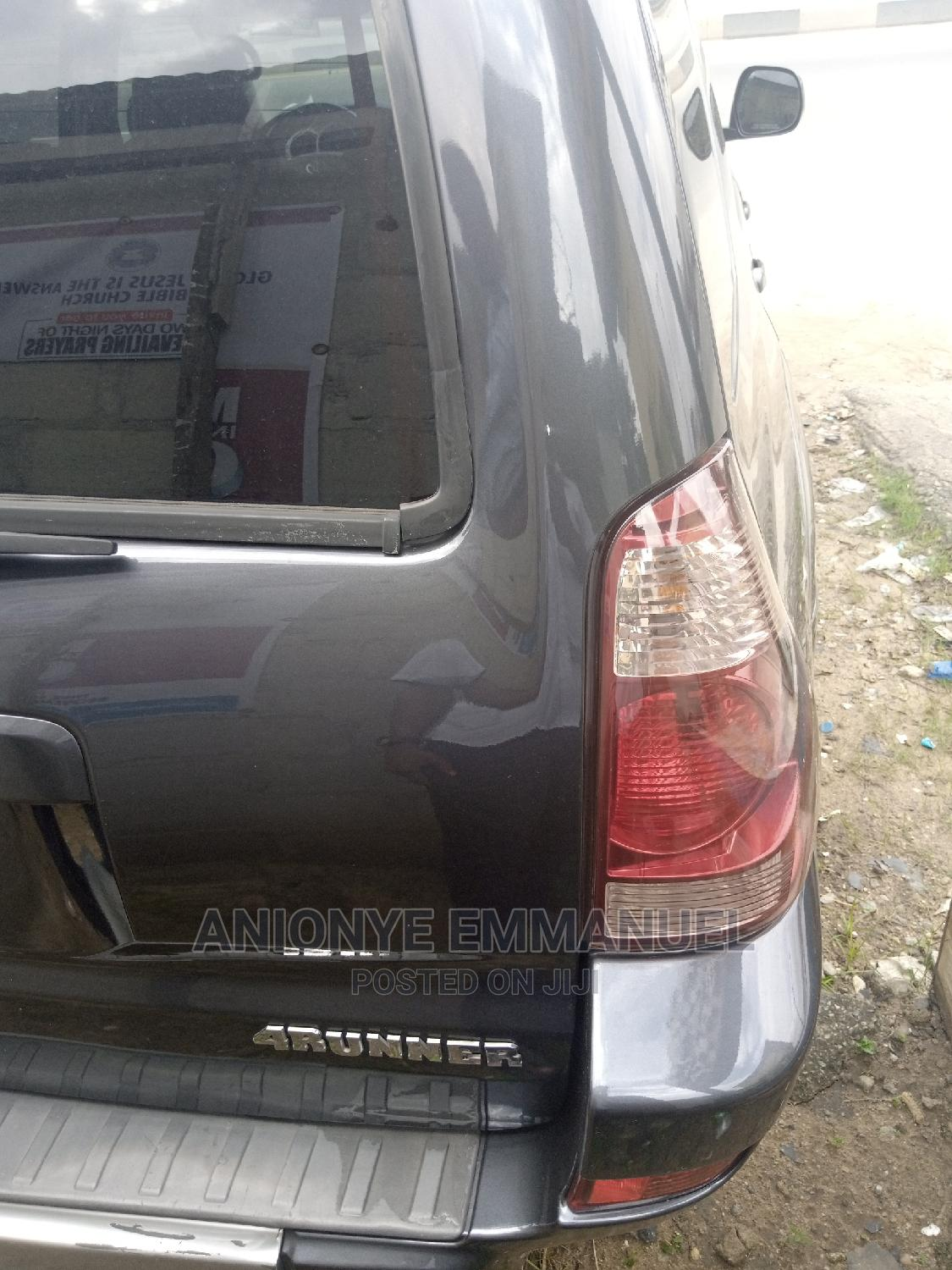 Toyota 4-Runner 2003 4.7 Gray | Cars for sale in Port-Harcourt, Rivers State, Nigeria
