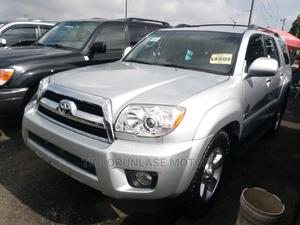 Toyota 4-Runner 2007 Limited V6 Silver | Cars for sale in Lagos State, Apapa