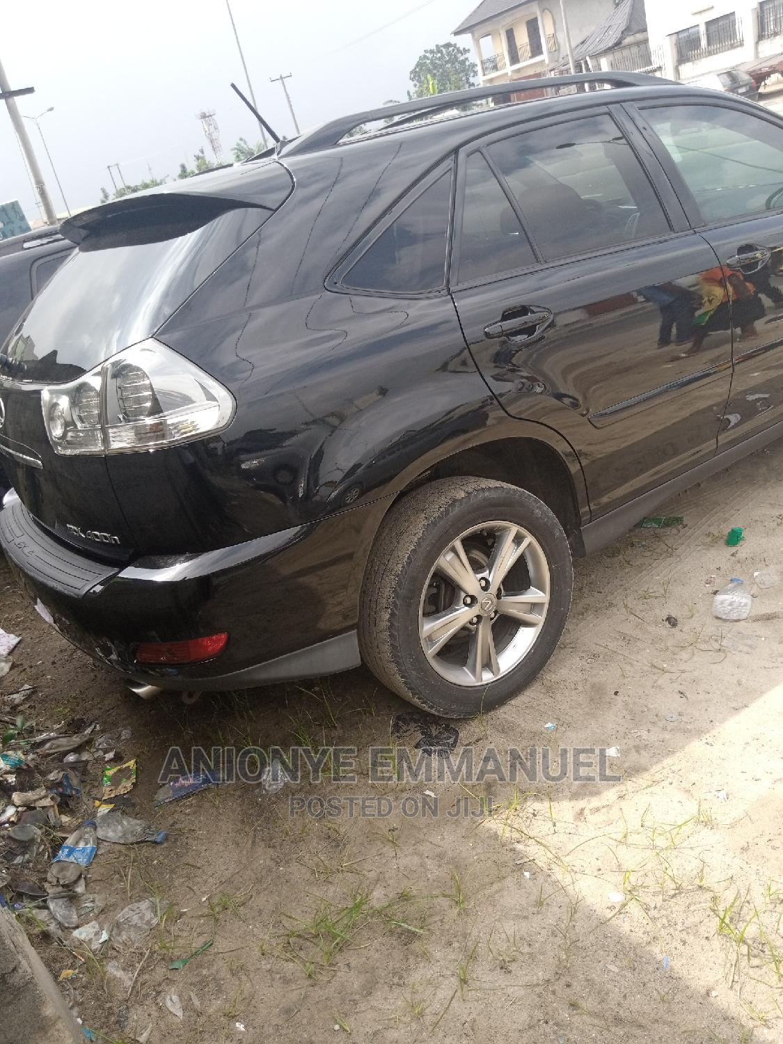 Lexus RX 2005 Black | Cars for sale in Port-Harcourt, Rivers State, Nigeria