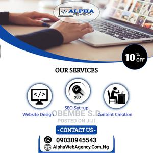 Website Designer | Computing & IT CVs for sale in Ondo State, Akure