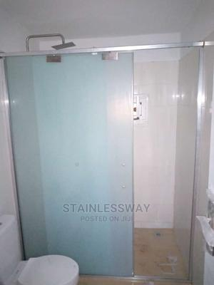 Shower Cubicle Sliding (002)   Plumbing & Water Supply for sale in Abuja (FCT) State, Kado