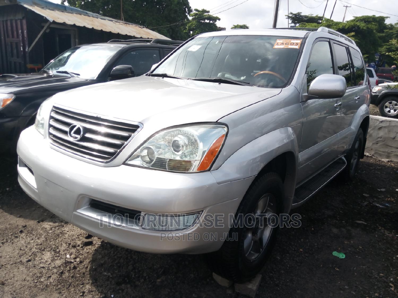 Lexus GX 2007 470 Silver   Cars for sale in Apapa, Lagos State, Nigeria