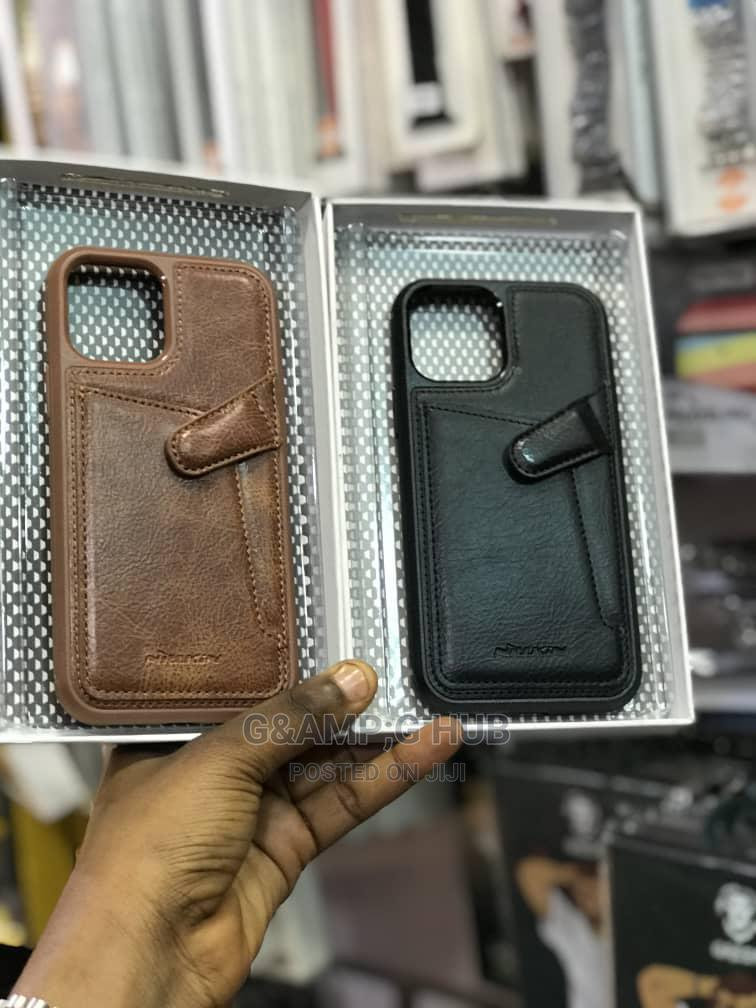 Archive: Leather Case for iPhone 12 and 12 Pro Max