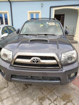 Toyota 4-Runner 2006 Sport Edition 4x4 V6 Gray | Cars for sale in Lagos State, Ojo
