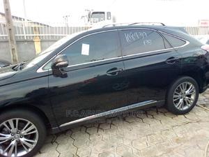 Lexus RX 2013 350 AWD Black | Cars for sale in Lagos State, Ojodu