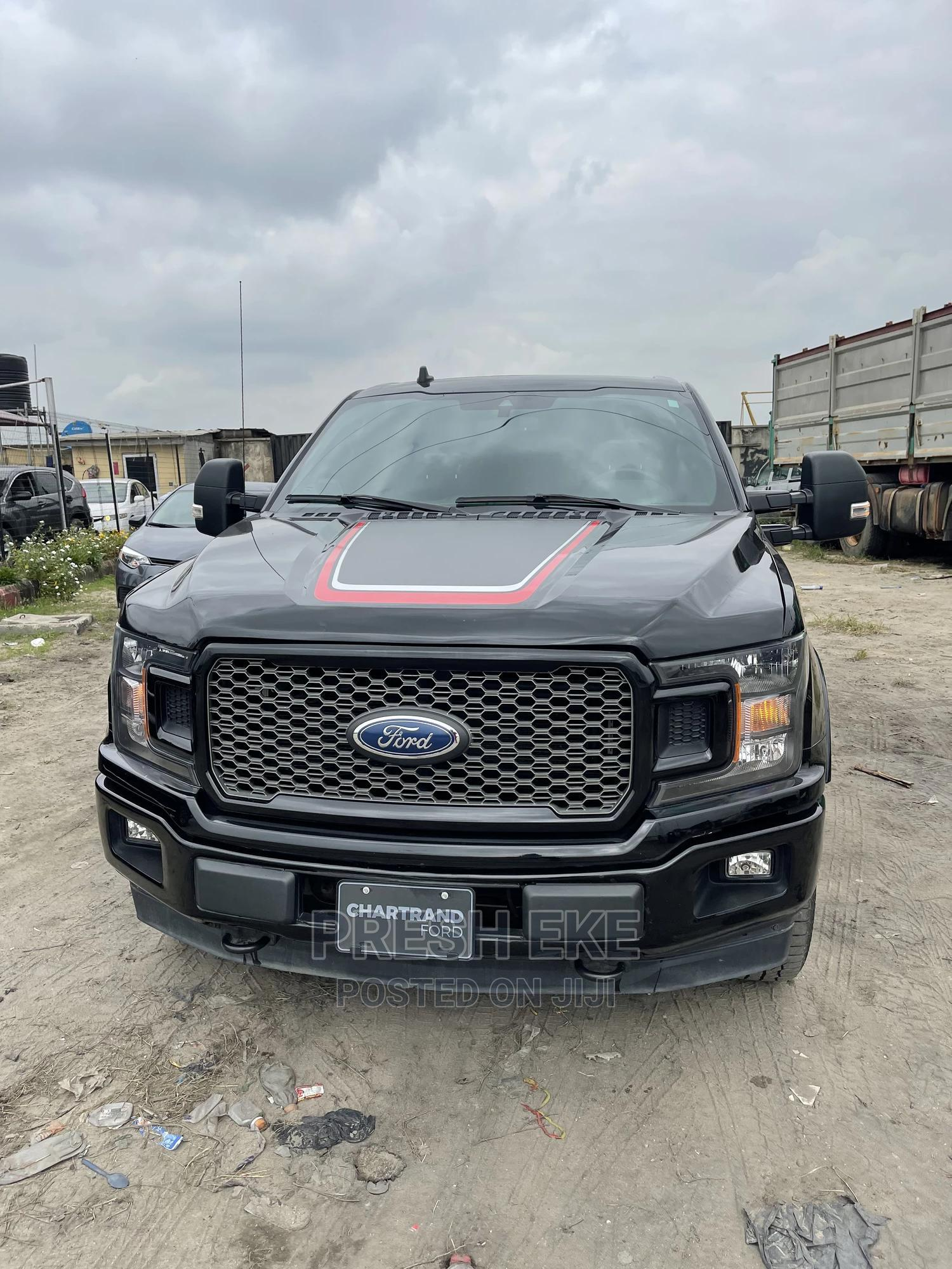 Ford F-150 2019 Black