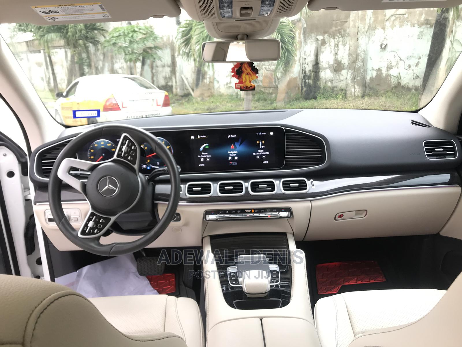 Mercedes-Benz GLE-Class 2020 White   Cars for sale in Ikeja, Lagos State, Nigeria