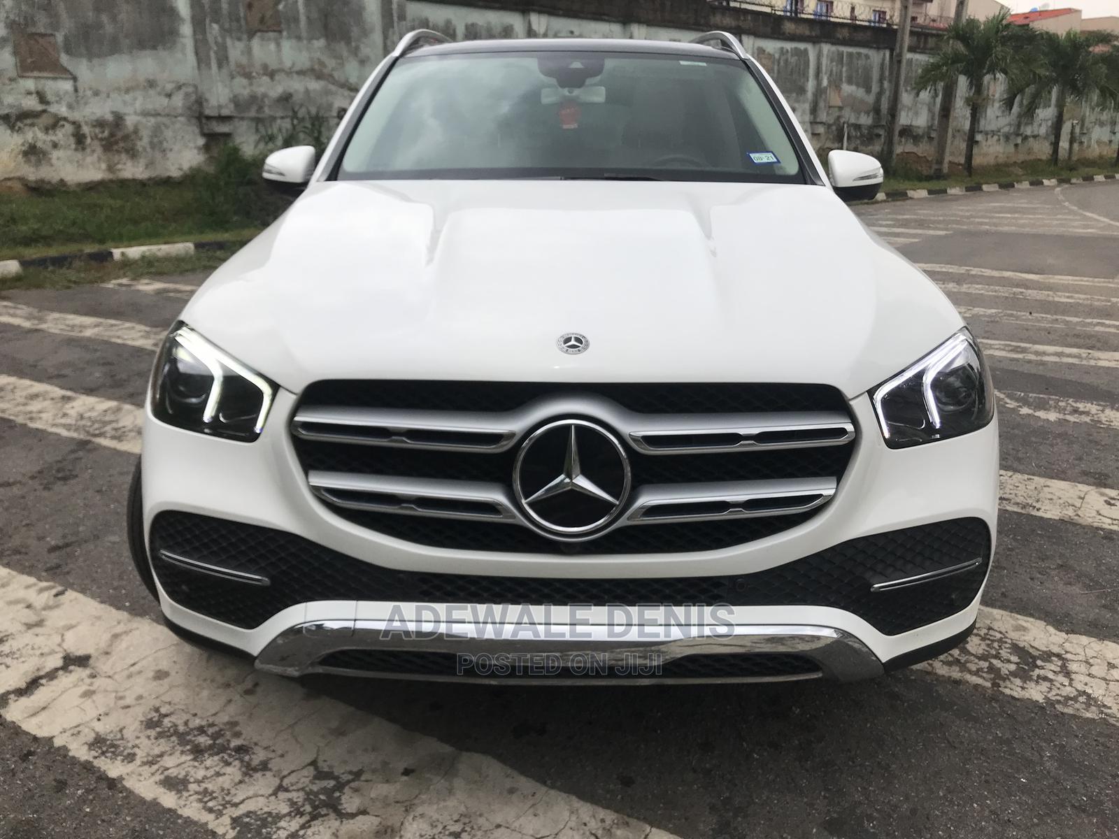 Mercedes-Benz GLE-Class 2020 White